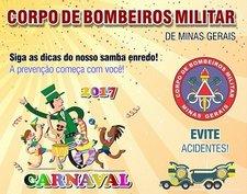 Formatura do Projeto Bombeiros Mirim title=