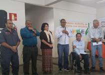 10° BBM participa da Semana Municipal da Pessoa com Deficiência, em Divinópolis
