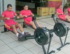 Belo Horizonte - 1º BBM inova nos métodos de treinamento físico