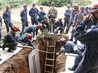 3º COB realiza primeiro treinamento de resposta a desastres