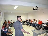 4º BBM treina Sistema de Comando em Operações em Juiz de Fora
