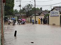 Após longa estiagem, chuvas mobilizam Bombeiros em inundações