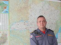 Entrevista novo Comandante do Bombeiros