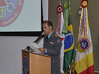 Chefe do Estado-Maior toma posse em solenidade na Cidade Administrativa