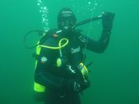 Bombeiros do 5º Batalhão realizam qualificação de mergulho