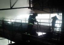3º BBM é empenhando em grande incêndio em cavoaria em Pedro Leopoldo