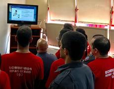 Belo Horizonte – 3º Batalhão inaugura TV Guardião