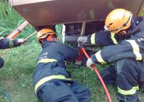 treinamento de salvamento veicular