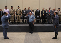 Passagem de Comando do 2º COB