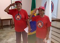 Projeto social Bombeiro Sênior prestigia a terceira idade com diversas atividades de prevenção e lazer