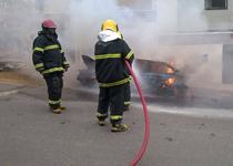 saiba o que fazer se o seu veículo pegar fogo