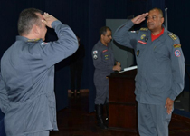 8º Batalhão de Bombeiros Militar em Uberaba tem novo comandante
