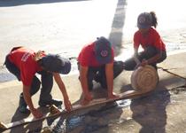Alunos de escolas de Poços de Caldas vencem concurso e vivem dias de bombeiro