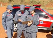 Em Varginha, militares realizam curso sobre GPS