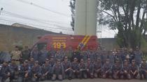 Primeira Turma de Instrutores em Técnico em Emergências Médicas