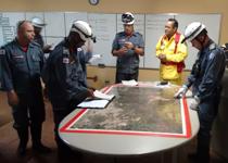 Bombeiros se preparam para o período crítico de combate aos incêndios florestais