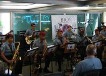 BIOS faz apresentação no Conservatório de Música da UFMG