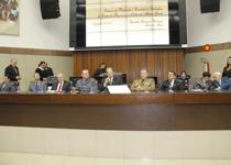 Reunião Especial na Câmara Municipal de Belo Horizonte em comemoração da Semana de Prevenção
