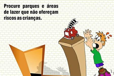 Campanha – Bombeiros realizam Corrida title=