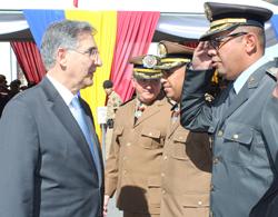Comandante-geral participa da entrega de Medalha Alferes Tiradentes