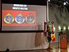 Corpo de Bombeiros entrega da medalha do Mérito Militar